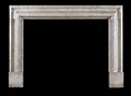 ROMANESQUE MARBLE FIREPLACE - MODEL MFP110