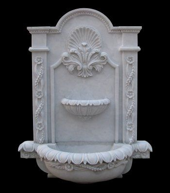 Model Mf135 Houston Tx Hand Carved Solid Marble Outdoor
